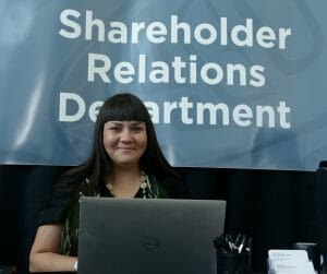 Find Sealaska Shareholder Relations Team at Anchorage Event